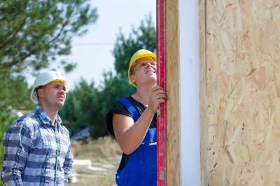 Insulated Panel Housing Offers a Growing Future Path for New Home Builders