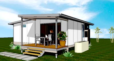 MiiHome 2 Bedroom Flat Type A