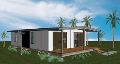 MiiHome 1 Bedroom Duplex Type C