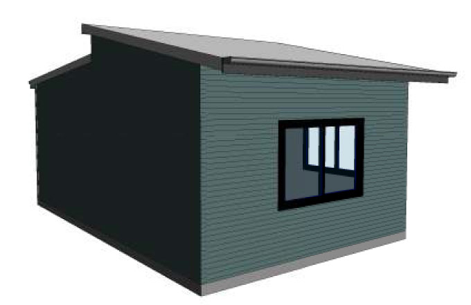 The hub modular steel kit homes Mobile home addition kits